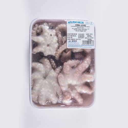 Octopus Tray Pack, India